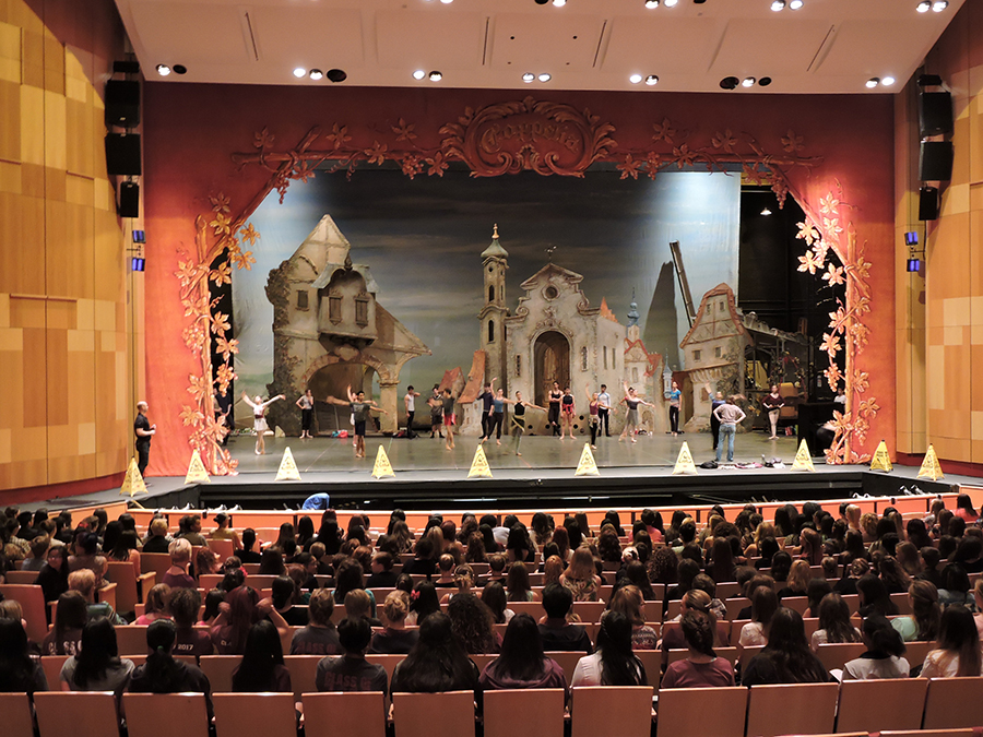 Coppelia for Students - Website