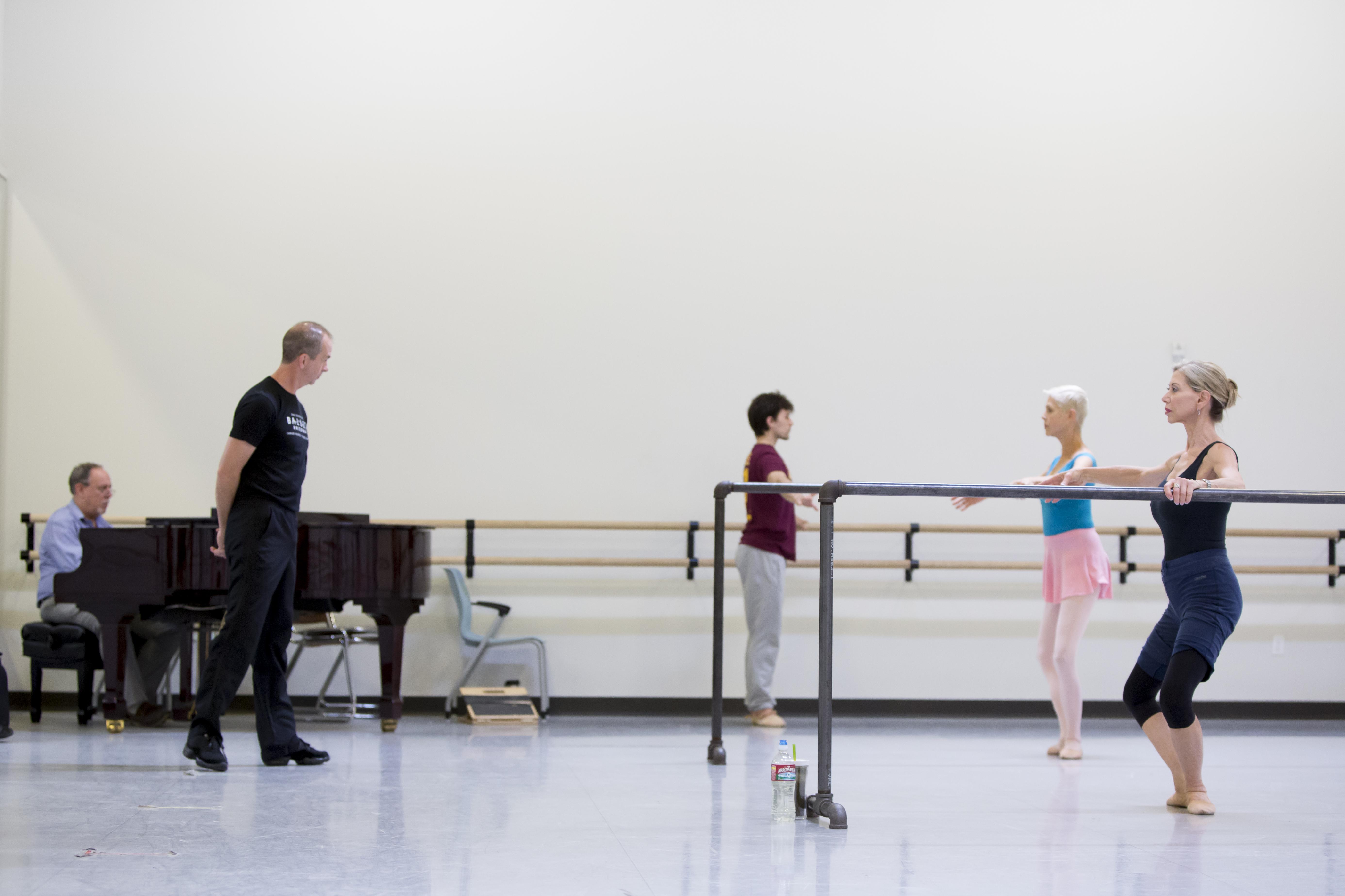 Adult ballet class visalia