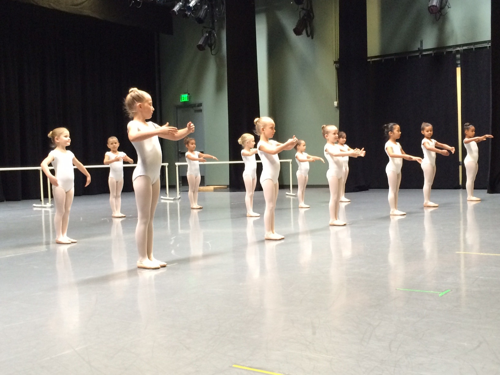About the School of Ballet Arizona | Ballet Arizona