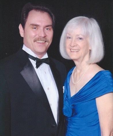 Kay Martens & Phil Cram