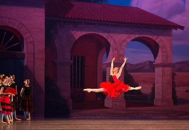 Ana Maria Spear: Trainee with Ballet AZ