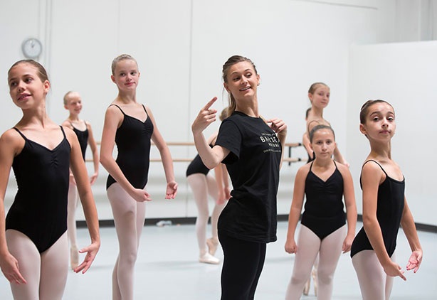 Open Ballet Classes Ballet Arizona