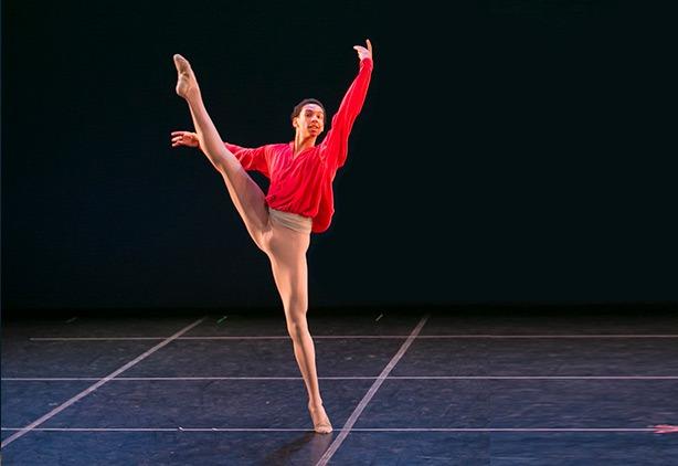Ethan Price: Apprentice with Ballet AZ