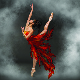 The Firebird/La Sylphide