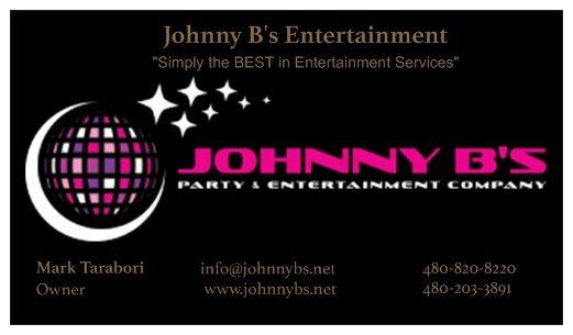 Johnny B's Entertainment